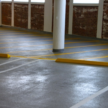 pavement marking, allen hall & sons, parking lots, line striping, line painting